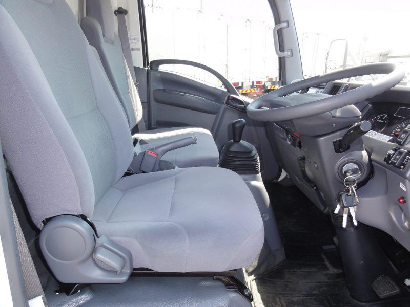 いすゞ 小型トラック 冷凍車格納PG付(標準・ロング)スタンバイ 画像