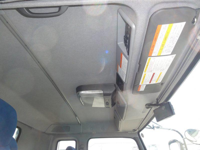 いすゞ 大型トラック 冷凍車エアサス 画像