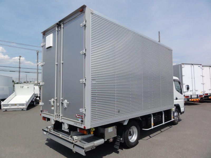 三菱 小型トラック ドライバン格納PG付(ワイド・ロング) 画像