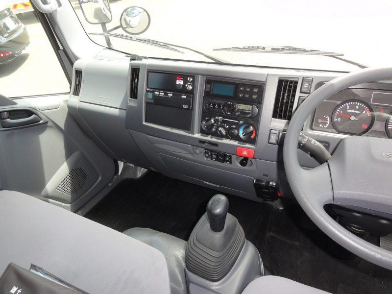 いすゞ 小型トラック 冷凍車格納PG(標準・ロング)スタンバイ左右SD 画像