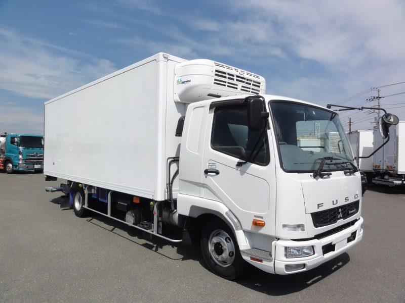 三菱 中型トラック 冷凍車ワイド格納PG付(スタンバイ) 画像