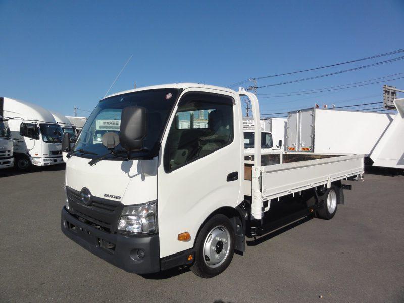 日野 小型トラック 平ボデー(総重量5t未満)ワイド・ロング 画像