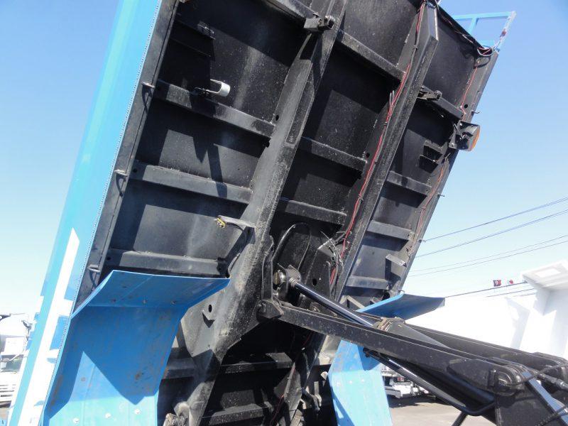 日野 大型トラック ダンプ(土砂7.5t)3.5m 画像