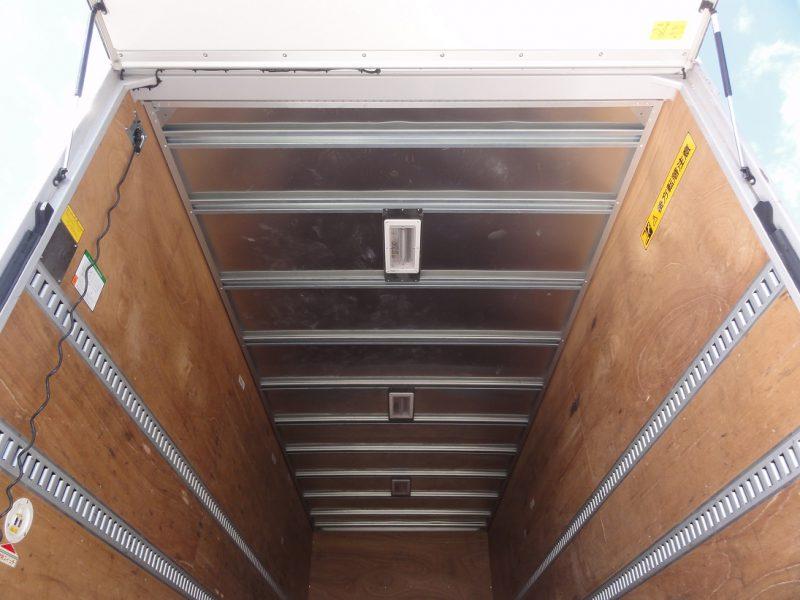 いすゞ 中型トラック ドライバンはね上げPG付 画像