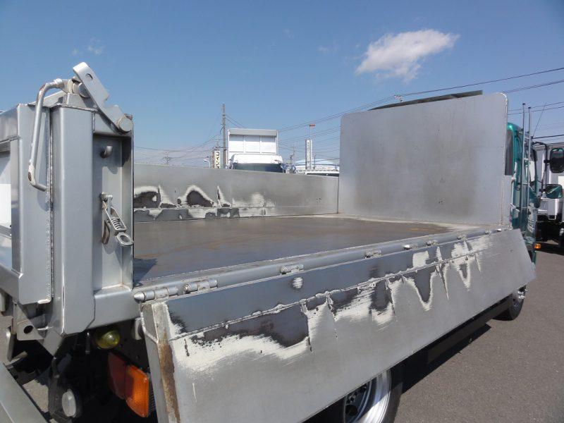 日野 大型トラック ダンプ(土砂7.4t)4.3m 画像