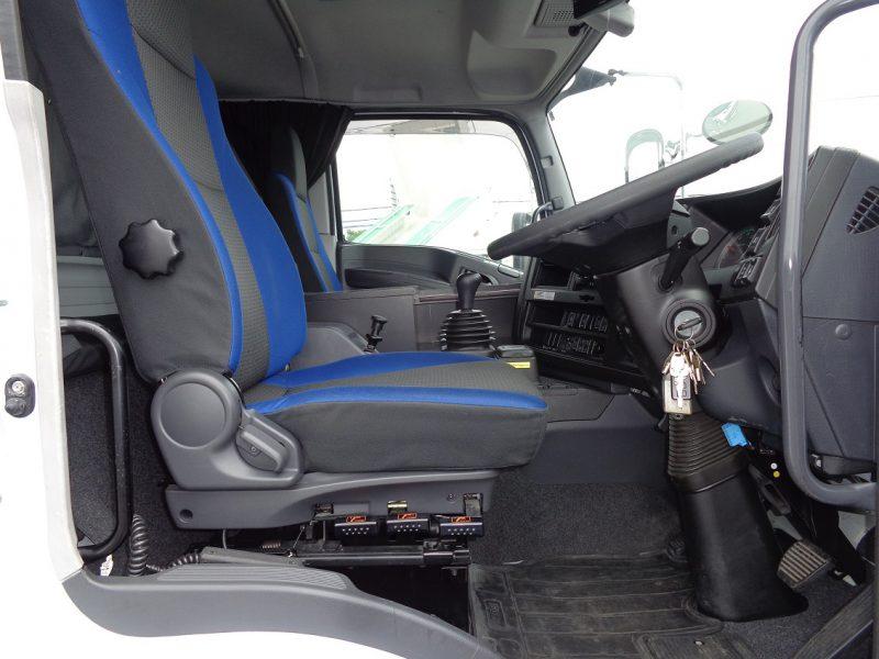 いすゞ 大型トラック 冷凍車エアサス(ジョロダー・キーストン) 画像