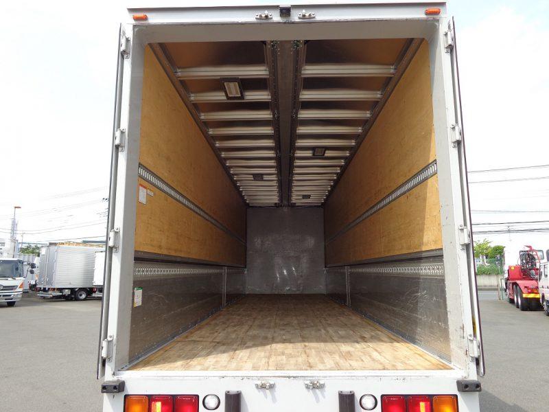 いすゞ 大型トラック ウィングエアサス 画像