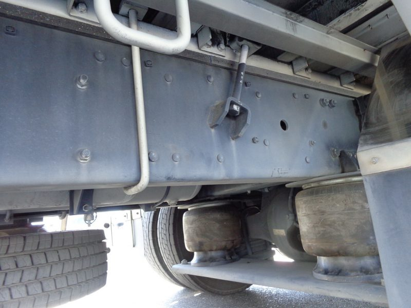 三菱 大型トラック ウィング総輪エアサス(パレットローラー) 画像
