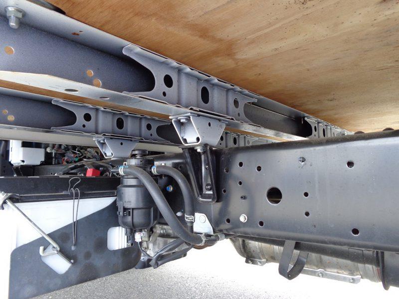 日野 小型トラック 平ボデー(AT車・5t以下) 画像