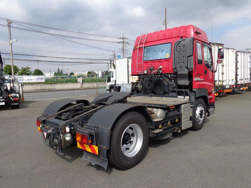 いすゞ 大型トラック トラクタエアサスハイルーフ 画像