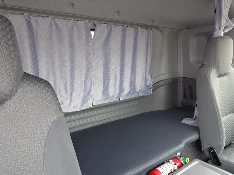 いすゞ 中型トラック 冷凍車ワイドエアサス格納PG付(スタンバイ) 画像