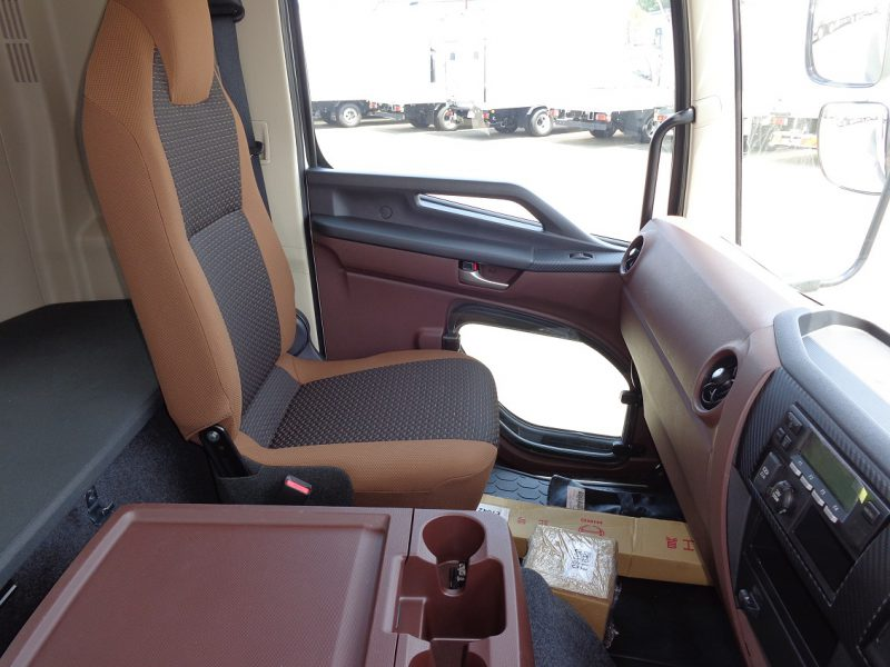 日野 大型トラック 冷凍車ワイドエアサス格納PG付(6.6t)スタンバイ 画像