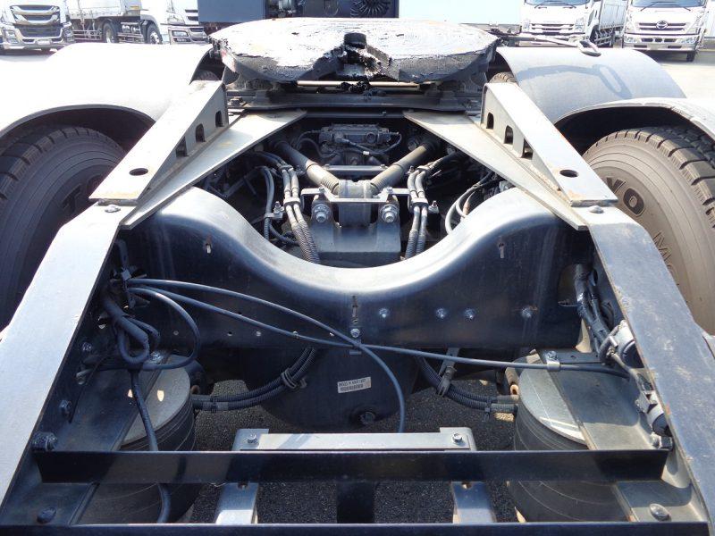 いすゞ 大型トラック トラクタエアサスハイルーフ(3軸2デフ)11.5t) 画像