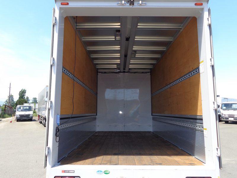 いすゞ 小型トラック ウィング格納PG付 画像