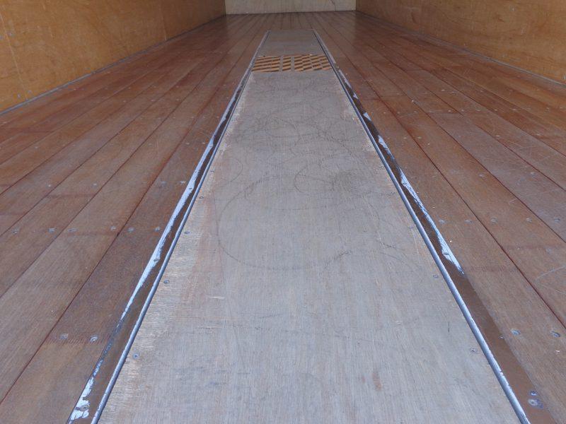 日野 中型トラック ドライバンワイドエアサスハイルーフ(8.5m) 画像
