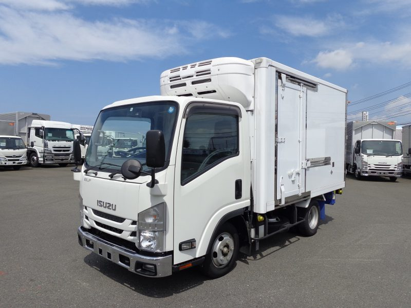 いすゞ 小型トラック 冷凍車低温(総重量5t未満・AT車)スタンバイ 画像
