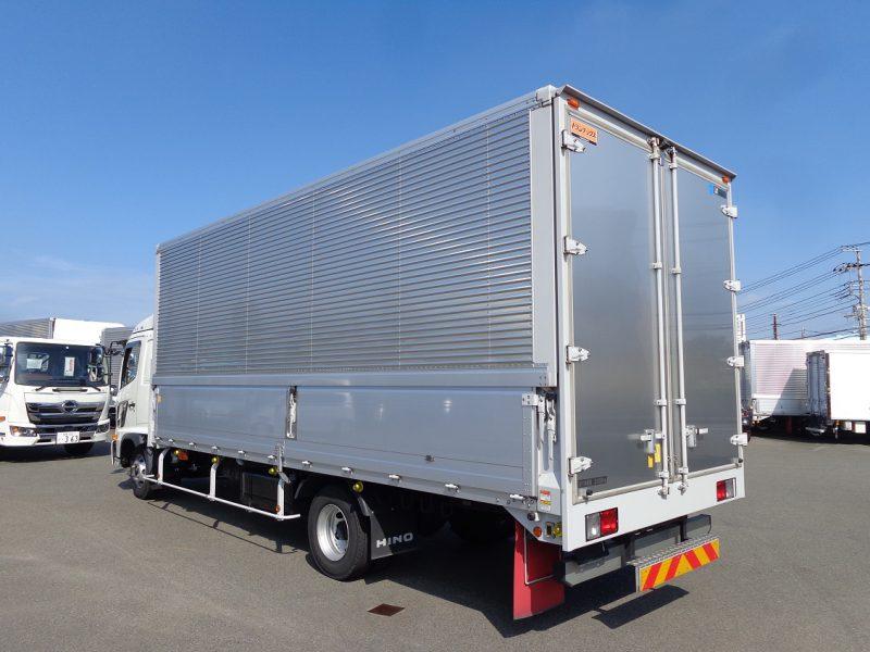 日野 中型トラック ウィングワイド 画像