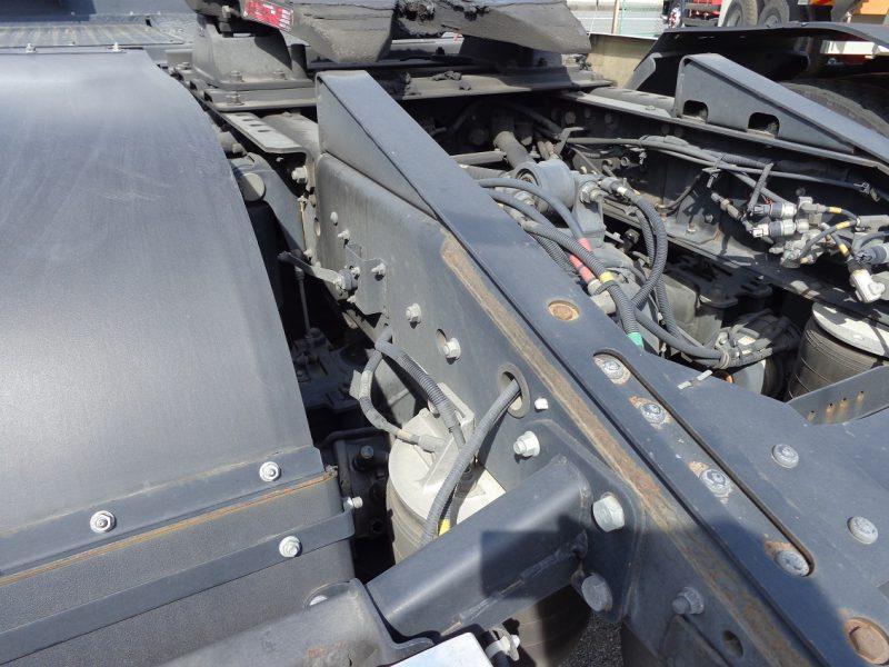 いすゞ 大型トラック トラクタエアサスハイルーフ11.5t(セミロング) 画像