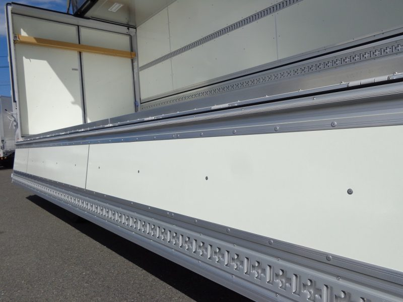 日野 大型トラック 冷凍ウィングワイドエアサス格納PG付 画像