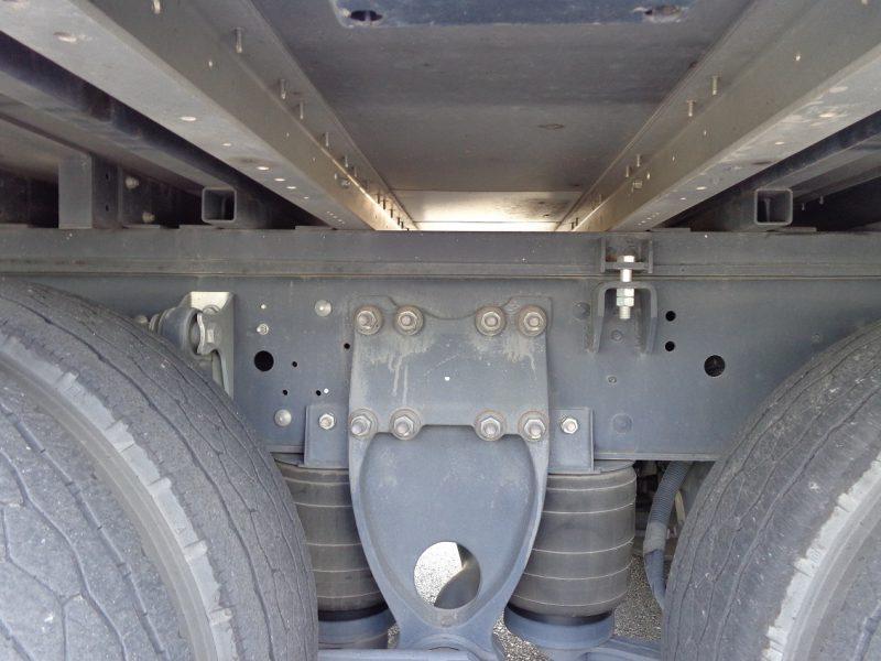 日野 大型トラック ウィングエアサス 画像