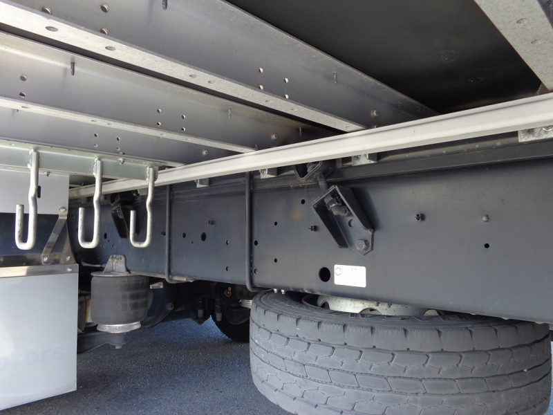 いすゞ 大型トラック ウィングエアサス(センターローラー) 画像