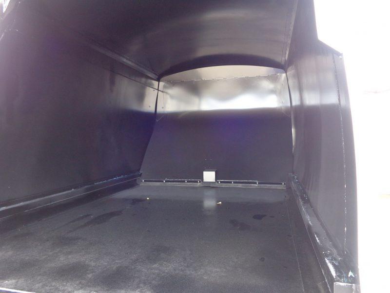 日野 中型トラック 塵芥車プレス式(10.2m3)新明和 画像