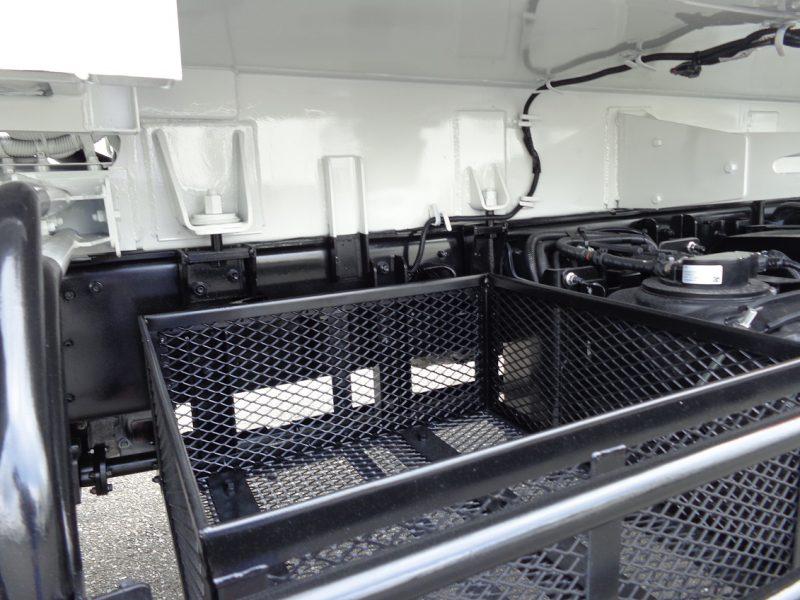 日野 大型トラック 塵芥車プレス式(10.2m3)5.7t新明和 画像