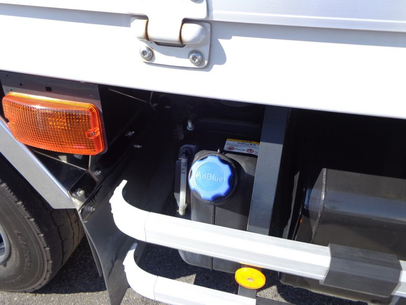 いすゞ 大型トラック ウィング(センターローラー付) 画像
