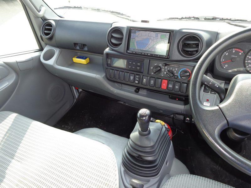 日野 小型トラック 冷凍車格納PG付(標準・ロング) 画像