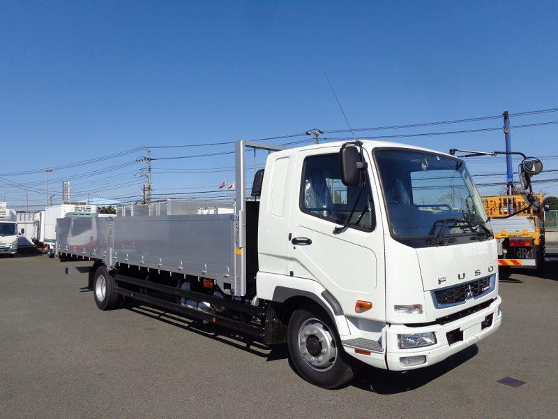 三菱 大型トラック ブロックワイド(8.5t)7.2m 画像