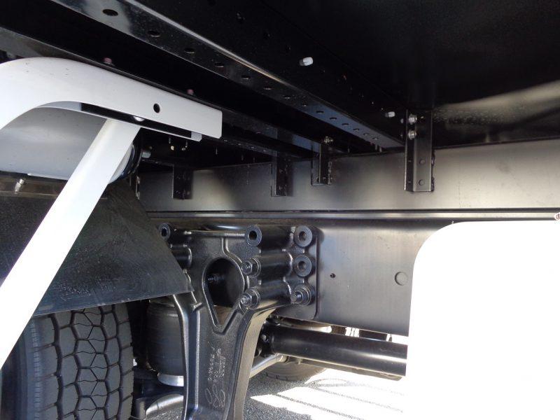日野 大型トラック ウィングワイドエアサスはね上げPG付(6.3t)7.22m 画像