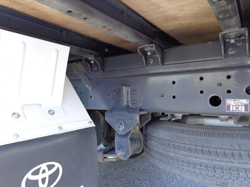 トヨタ 小型トラック ドライバン(標準・ショート)5t未満・AT車 画像