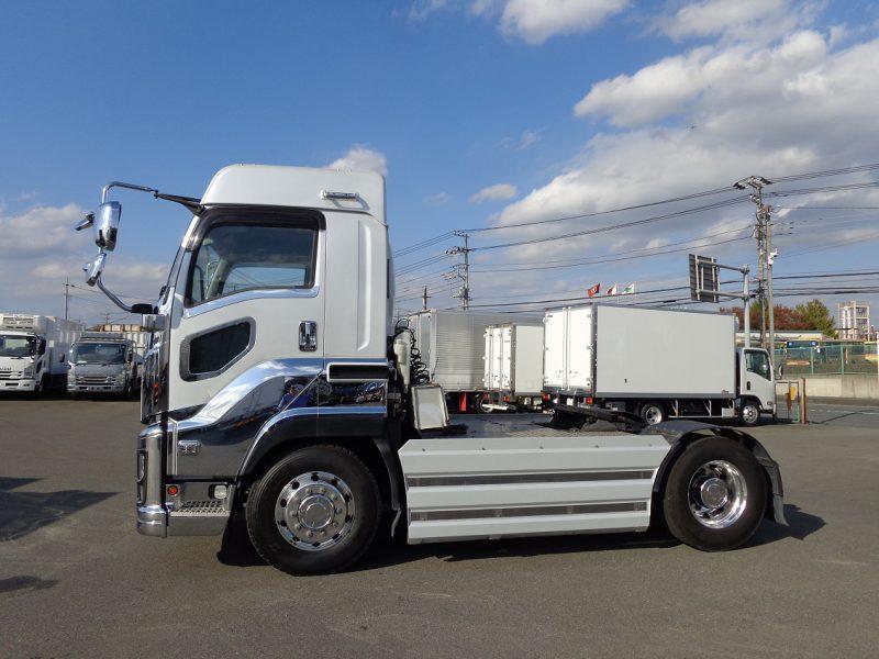 いすゞ 大型トラック トラクタエアサスハイルーフ11.5t 画像