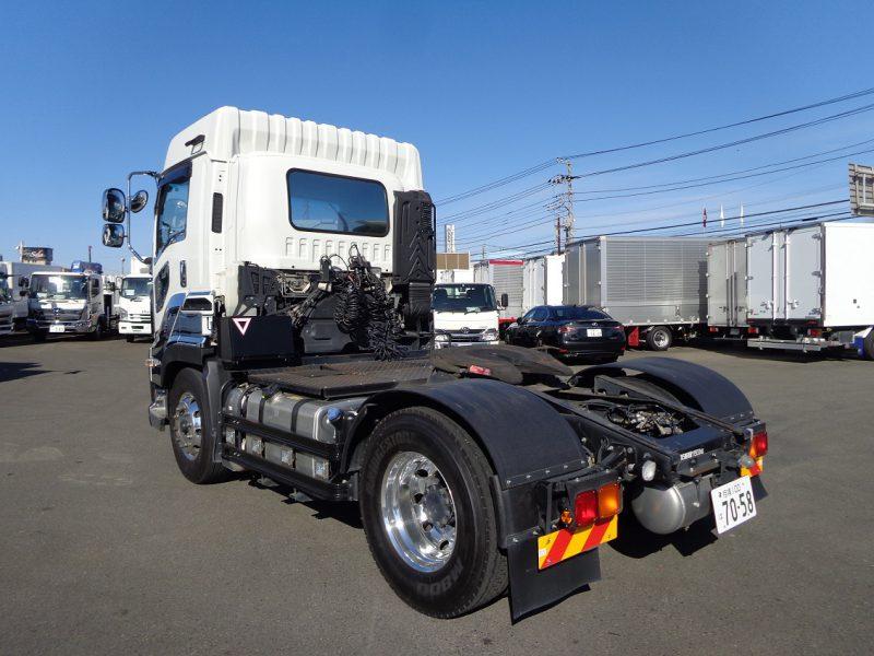 いすゞ 大型トラック トラクタエアサスハイルーフ(11.5t)460ps 画像