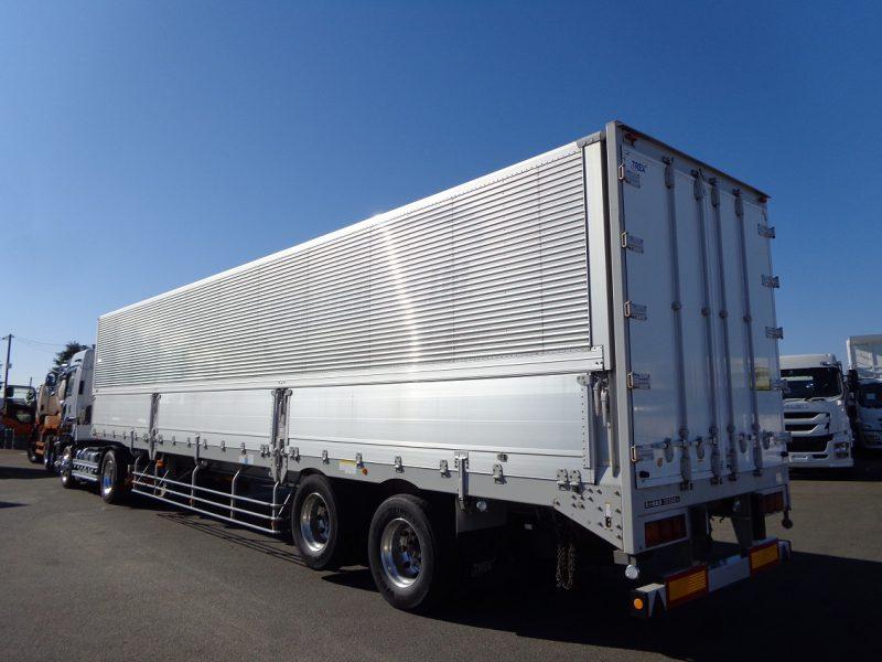 その他 大型トラック トレーラウィングエアサス(リフトアクスル) 画像