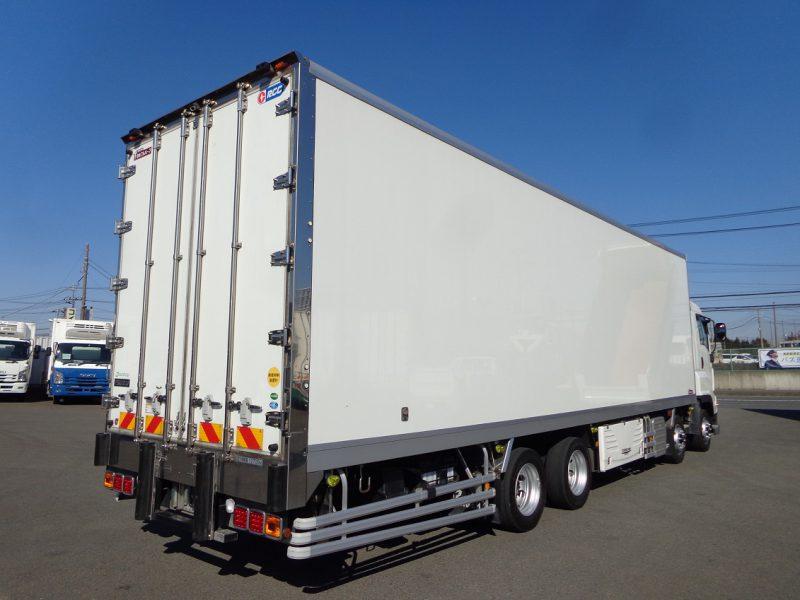 いすゞ 大型トラック 冷凍車エアサス(スタンバイ) 画像