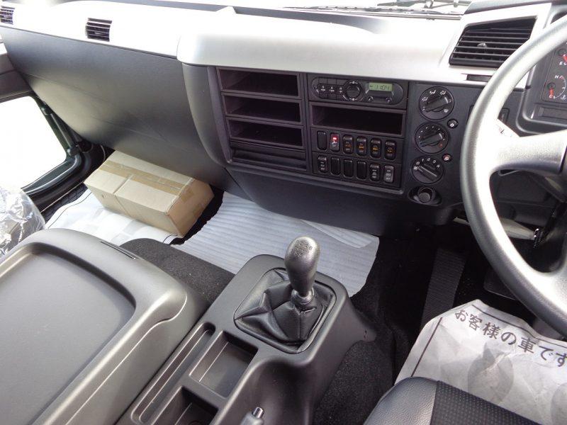 三菱 中型トラック ウィングワイドPG付 画像
