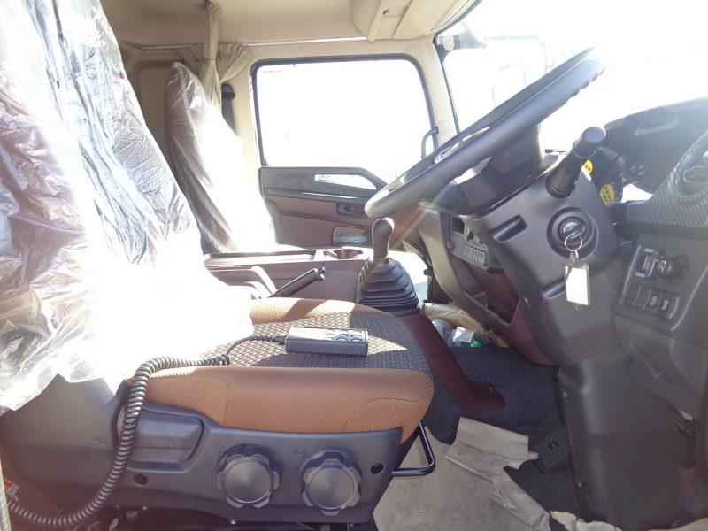 日野 大型トラック ウィングワイドエアサスはね上げPG付(6.4t)7.2m 画像