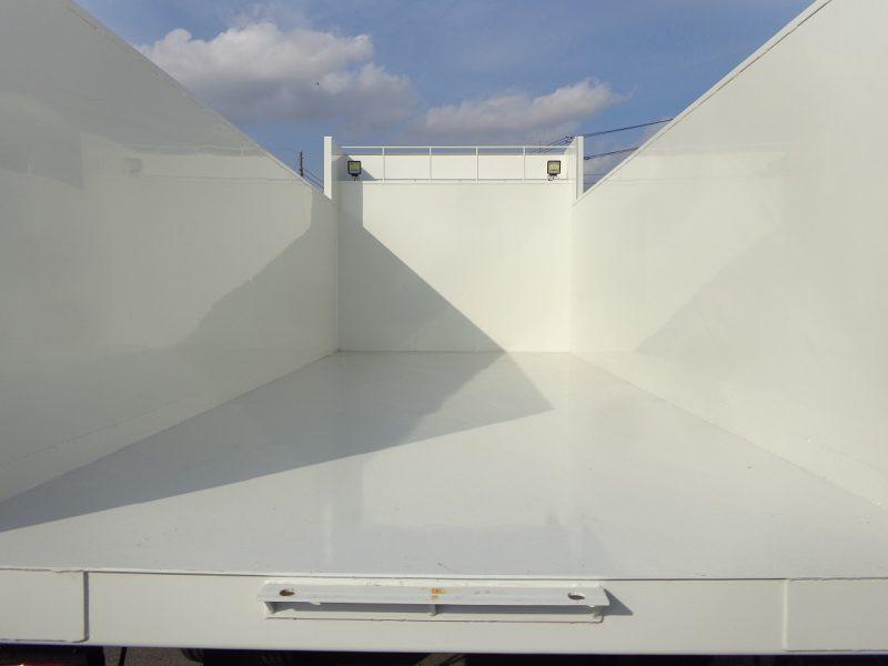 日野 中型トラック 深ダンプ(2.5t)4.7m 画像