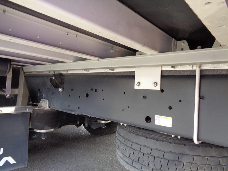 いすゞ 大型トラック ウィングエアサス(融雪仕様) 画像