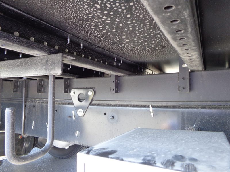 日野 大型トラック ウィングワイドエアサスハイルーフはね上げPG付(6.6t)6.25m 画像