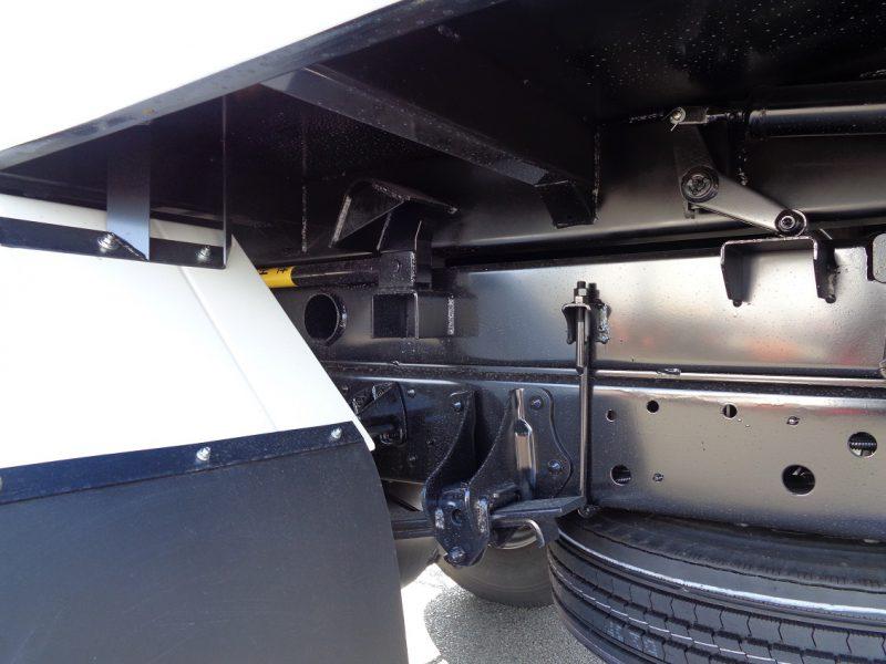 日野 中型トラック 深ダンプ(4.6m)ダンプ開き水密式 画像