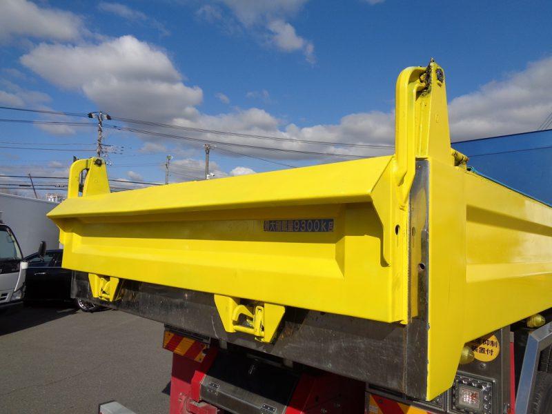 いすゞ 大型トラック ダンプ土砂(5.3m) 画像