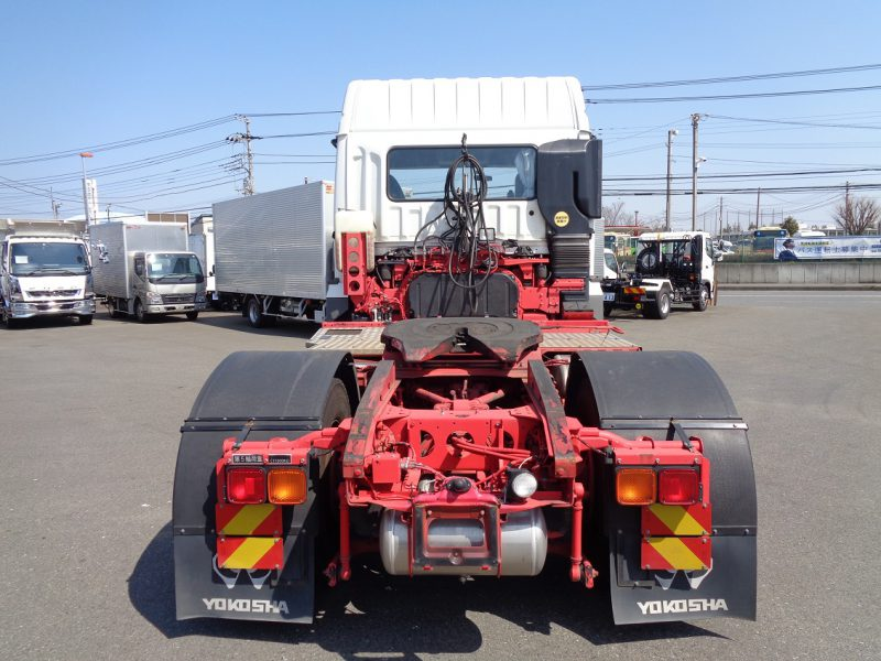 三菱 大型トラック トラクタエアサスハイルーフ(11.5t) 画像