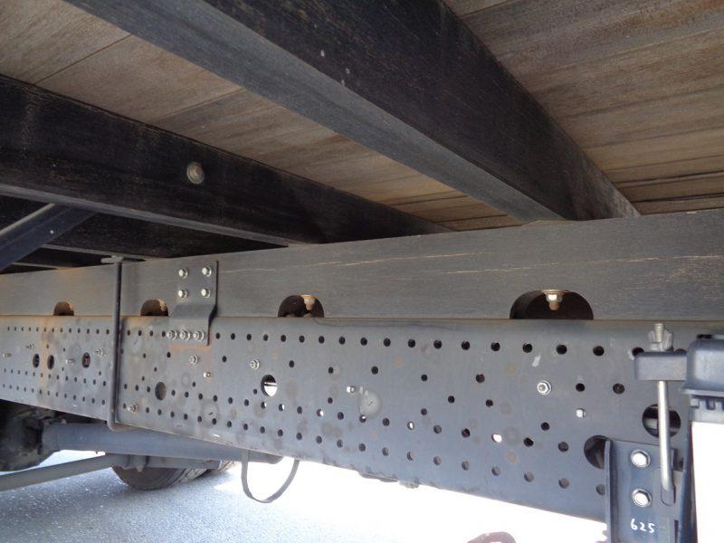 いすゞ 大型トラック ブロックワイドエアサスPG付(8.0t)6.2m 画像
