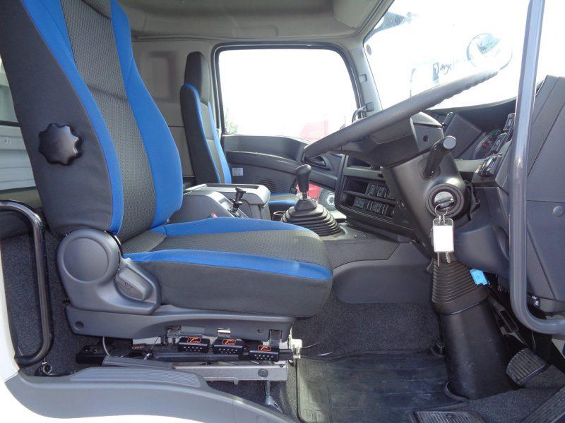 いすゞ 大型トラック ウィングエアサスハイルーフ 画像