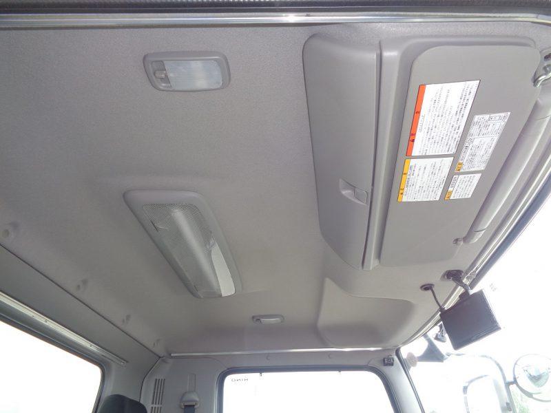日野 中型トラック ドライバンはね上げPG付 画像