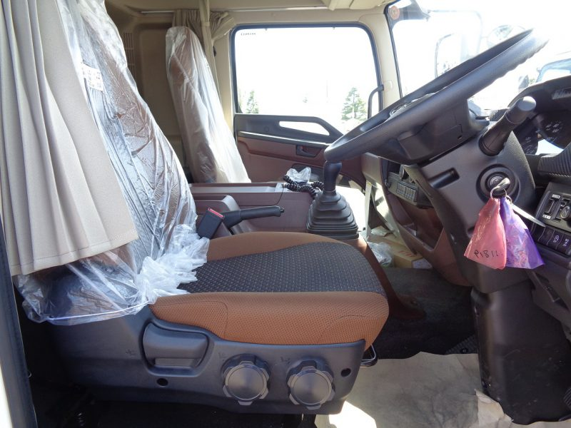 日野 中型トラック ウィングワイドはね上げPG付 画像