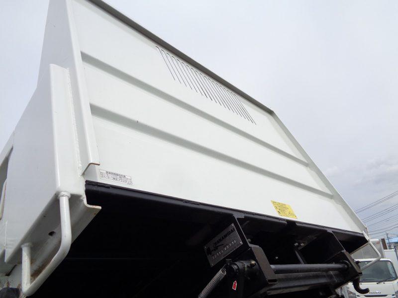 いすゞ 小型トラック セフティーダンプ(3t4ナンバー) 画像