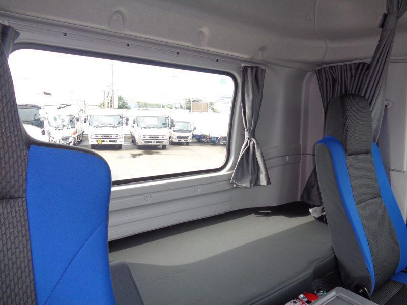 いすゞ 大型トラック トラクタエアサスハイルーフ(11.5t) 画像